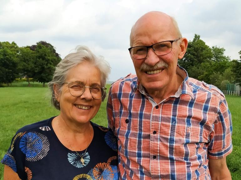Evert en Heleen Blaauwendraad
